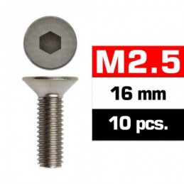 TORNILLOS M2,5x16mm...