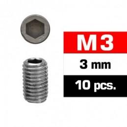 TORNILLOS M3x3mm...