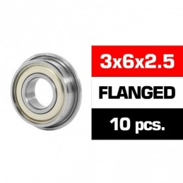RODAMIENTO 3x6x2.5mm HS...