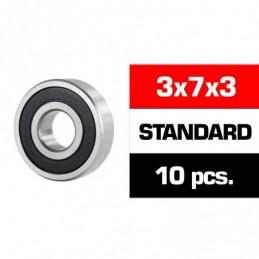 RODAMIENTO 3x7x3mm HS TAPAS...