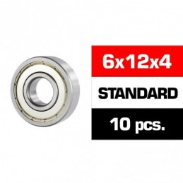 RODAMIENTO 6x12x4mm HS...