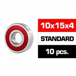 RODAMIENTO 10x15x4mm HS...