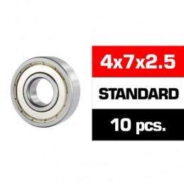 RODAMIENTO 4x7x2.5mm HS...