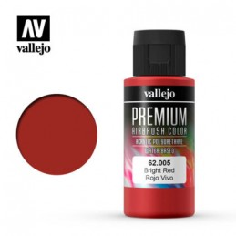 PREMIUM ROJO VIVO 60ml