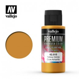 PREMIUM OCRE AMARILLO  60ml