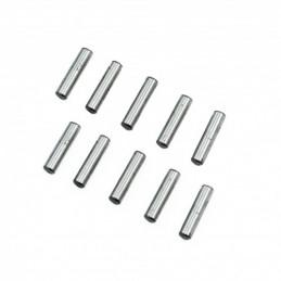 3x12.8 mm KIT PINS ACERO...