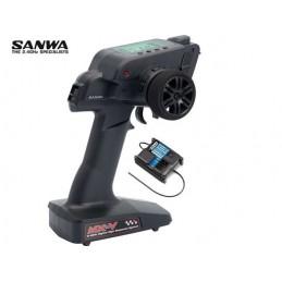 EMISORA SANWA MX-6 +...
