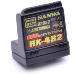 RECEPTOR SANWA RX-482 4...