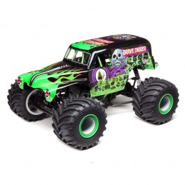 LMT 1/8 BRUSHLESS 3S-4S 4WD...