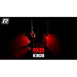 FX K303-3PORTS DLC, CERAMIC...