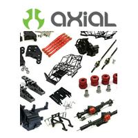 Repuestos y piezas opcionales para los coches AXIAL.